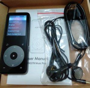 AGPTEK MP3プレイヤー