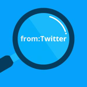 【Twitter】特定のアカウント関連のTweetを検索