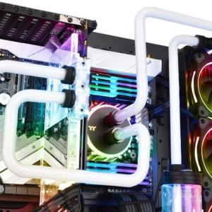【自作PC】Thermaltake Core P5 TG Ti