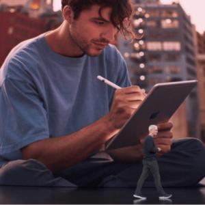 新型iPad Proでノマドワーカーになりたい。