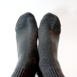 【個人的マストバイ!】冬に絶対買うべき靴下、ヒートテックパイルソックス