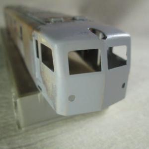 鉄道模型社 EF58 レストア 車体は自作 5