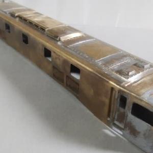 鉄道模型社 EF58 レストア 車体は自作 7