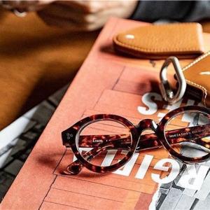 注目のフレンチヴィンテージ眼鏡!新旧ブランド徹底比較『guepard』『Lesca』