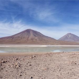 ③ウユニ塩湖アタカマ2泊3日3daysツアー 3日目 チリに入国