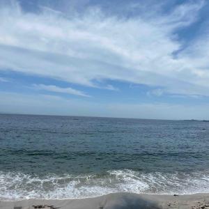 久しぶりの観音崎たたら浜