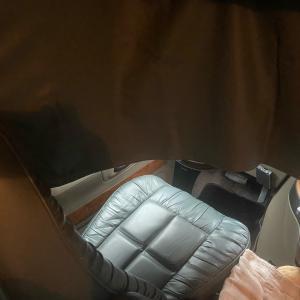 風邪をひきそうなベッド。キャンピングカーの危険