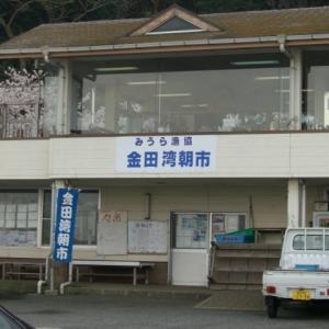 金田漁港の食堂2