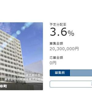 「アルファアセットファンド高松兵庫町」投資成功、良い調子です!
