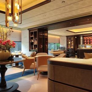投資で優雅(?)に、フォションホテルのアフタヌーンティー