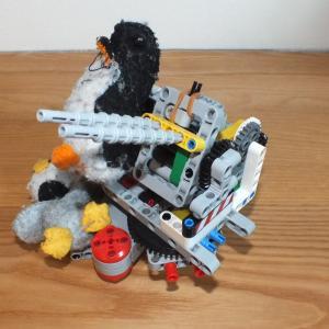 LEGOで対空砲作ってみた(低レベル)
