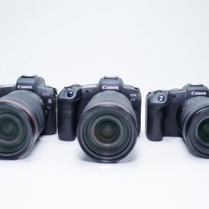 【キヤノン】EOS R5のスペックを追加公開/最新画像