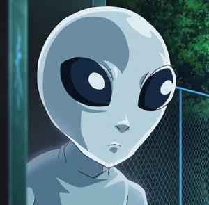 【創作マンガ】地球外生命体の正体が意外過ぎるwww【Twitter】