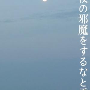 十四夜(じゅうよや)の月