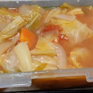 脂肪燃焼スープダイエット6日目のアクシデント