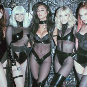 The Pussycat Dollsが再結成後初のパフォーマンスを披露