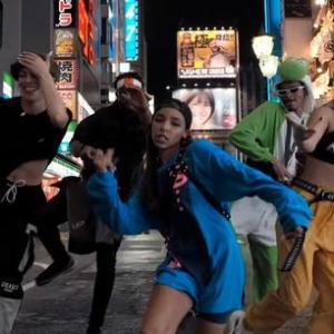 東京で撮影されたTinashe『Save Room For Us』のミュージックビデオ