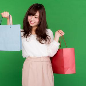 買い物でストレス発散って一理あるよね。
