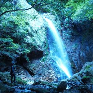 ②ぴーきち ハーレーブログ 大阪南河内ツーリングその2 滝畑ダム~権現滝