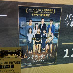 韓国映画『パラサイト』はホラーとユーモア映画