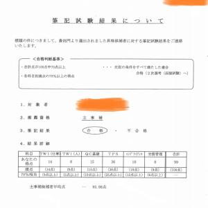 昇格試験受けます!上司は変な励ましをしてくれます。
