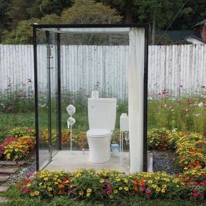 【落ち着かない!?】世界三大珍トイレ集