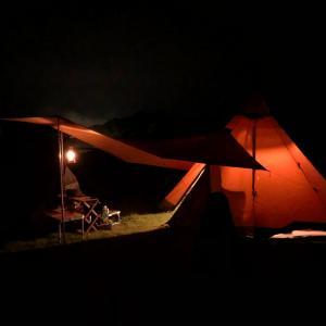 2ヶ月ぶりのキャンプ@霧島温泉旅の湯
