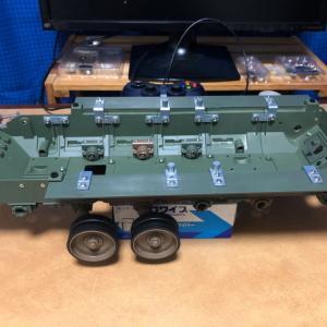 週刊74式戦車をつくる【76】【78】