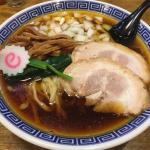「拉麺アイオイ」煮干そば @志村三丁目(☆7.6)