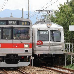 信濃路へ「ゆたんぽ」を見に(3)城下駅で「ゆたんぽ」<前編>