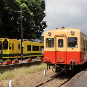 猛暑の房総横断鉄道へ <速報版>