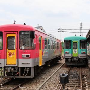 猛暑の房総横断鉄道へ(3)五井のキハたち
