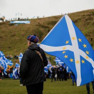 高まるスコットランドの独立世論  スタージョン首相が2度目の住民投票を要求