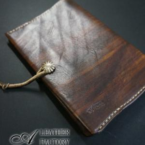 wood brown book note cover