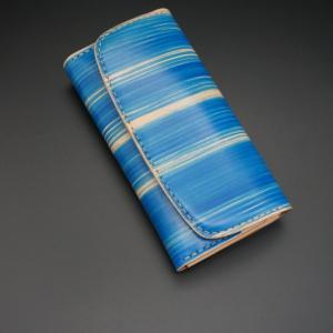 original blue フラップロング