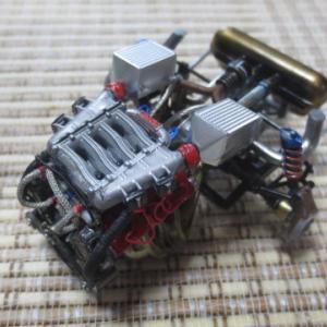 TAMIYA 1/24 Ferrari F40製作③