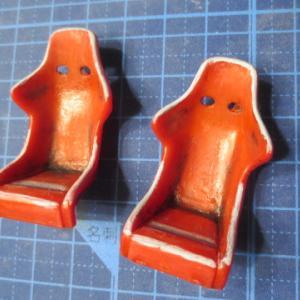 TAMIYA 1/24 Ferrari F40製作④