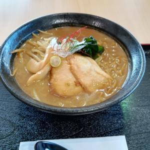 #75 Curry Ramen@Michinoeki-Muroran道の駅みたら室蘭カレーラーメ