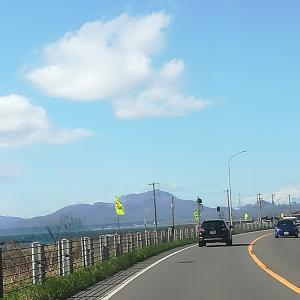 #160 近場でお散歩ドライブ Driving around near Muroran city