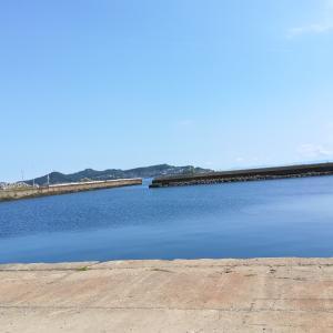 #188 Sakimori fishing harbor  崎守漁港< 室蘭<北海道
