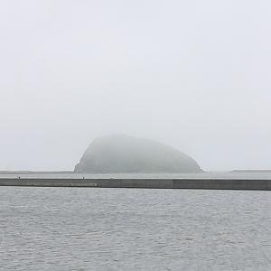 #211 室蘭*大黒島*霧 Daikokujima Island