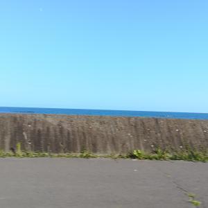 #237 Pacific Ocean on July 29 西胆振7/29の太平洋岸