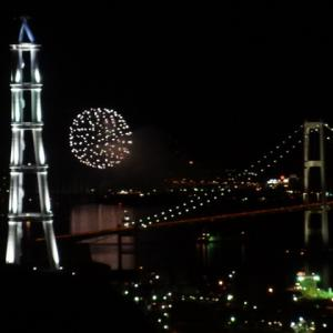 #279 Festival with Fireworks懐かしの花火大会むろらん港まつり2015