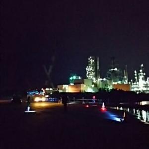 #288 Night View of Factories 2016 室蘭石油化学工場夜景思い出話