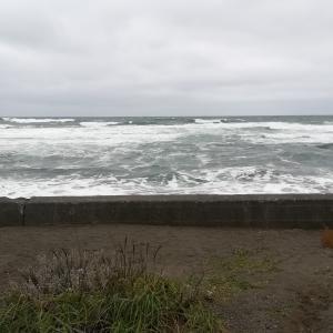#311 Pacific Ocean seen from Noboribetsu登別太平洋岸