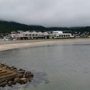 #312 豊浦町ビーチを一人占めAlone on the Toyoura beach side