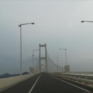 #333 白鳥大橋往復~北海道室蘭市の本日 Hakucho(Swan)Bridge today
