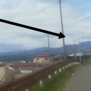 5/2蝦夷富士こと羊蹄山追っかけドライブ北海道伊達市国道37号