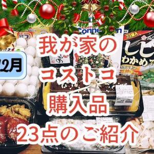 【オススメ】コストコ★2019.12月★購入品紹介★食レポ#小分け