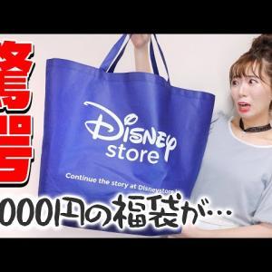 【おすすめ】【ディズニー】即完売の人気福袋の中身はこんな感じでした・・・